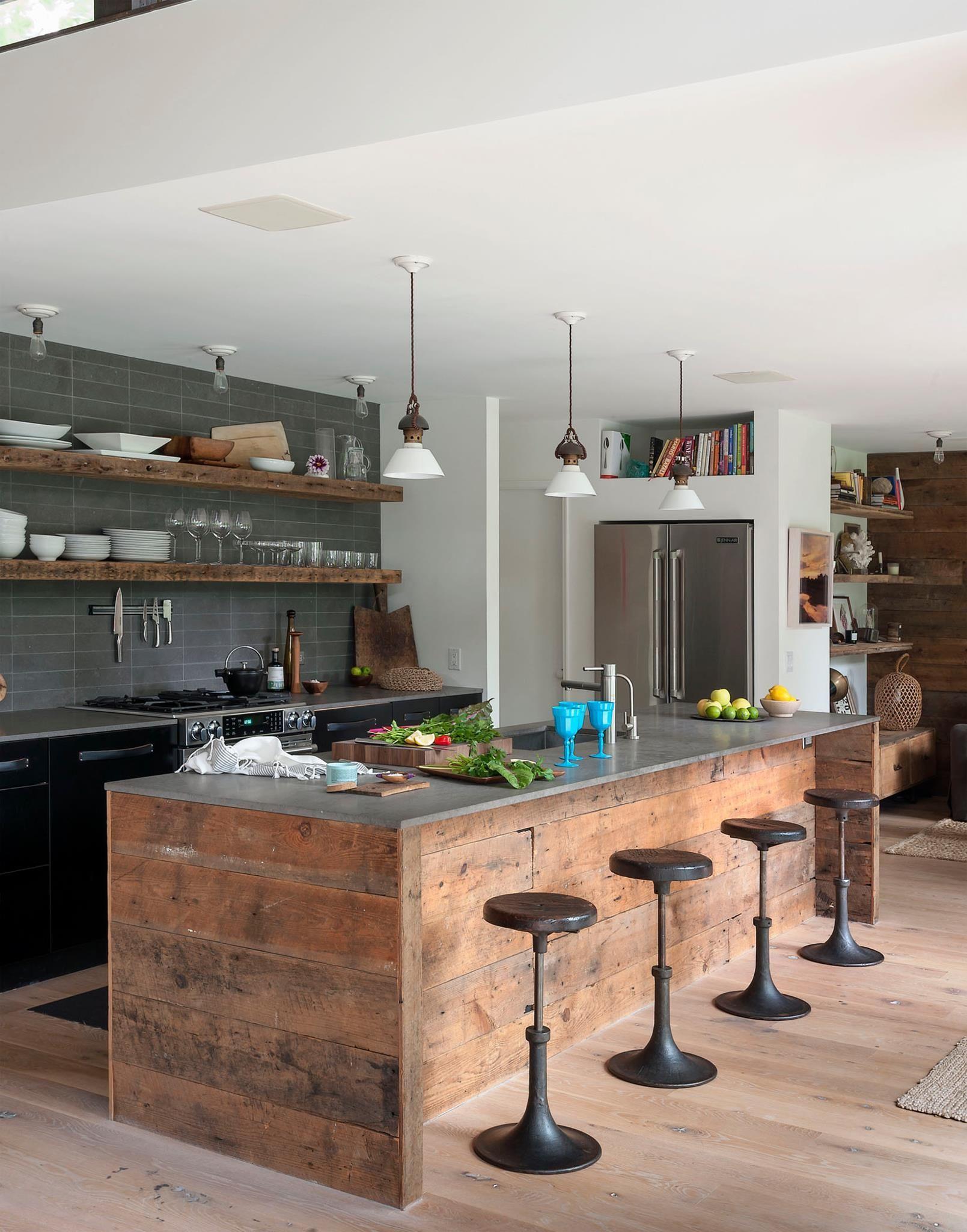 Best Impressive Rustic Kitchen Industrial Style Industrial 400 x 300