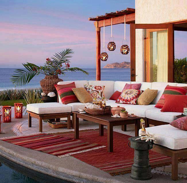 Arredare il terrazzo e il balcone! Ecco 10 stili a cui