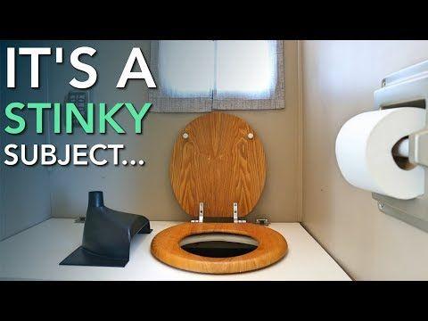 35) Adding a Urine Diverter + Improving Our DIY Composting RV Toilet ...