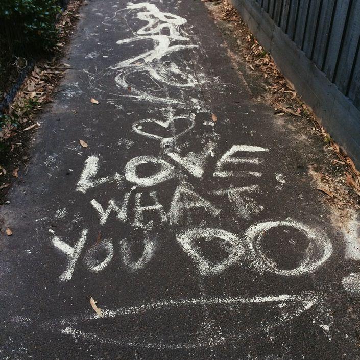 <3 what U do