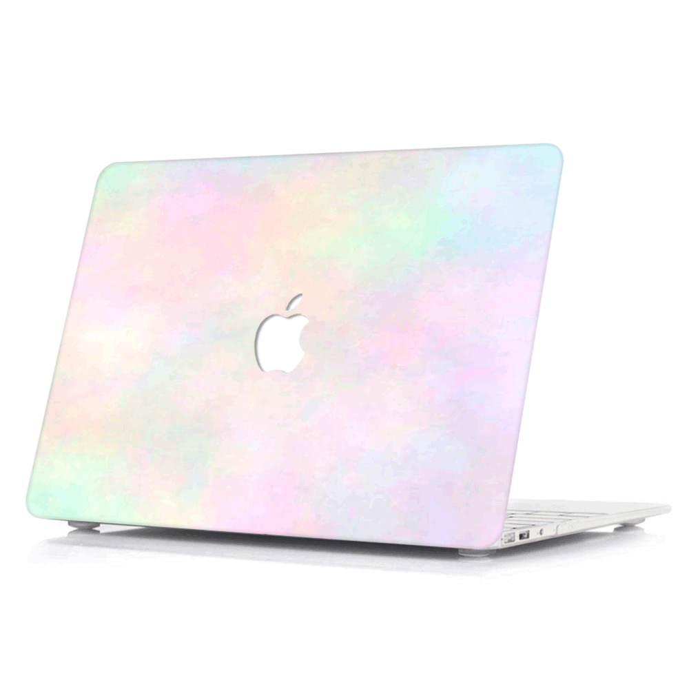 Space unicorn Macbook Hard Cover Case