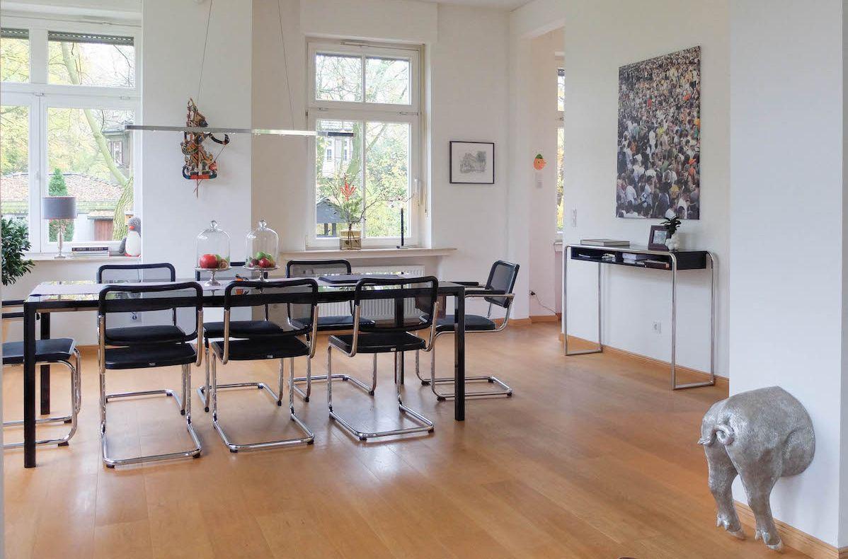 Zu Besuch bei Stephan opulent in Oberhausen