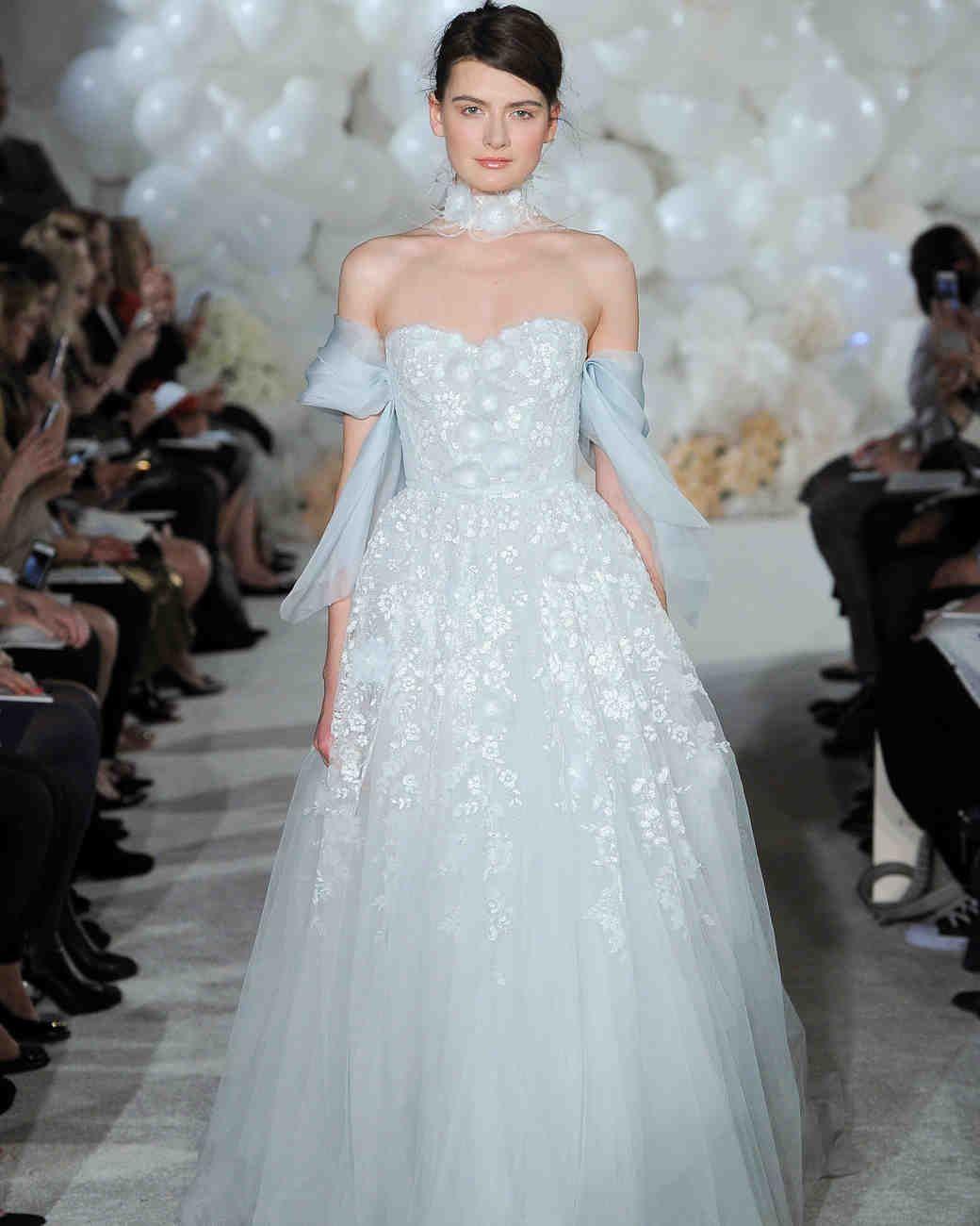 Mira Zwillinger Spring 2018 Wedding Dress Collection   Martha ...