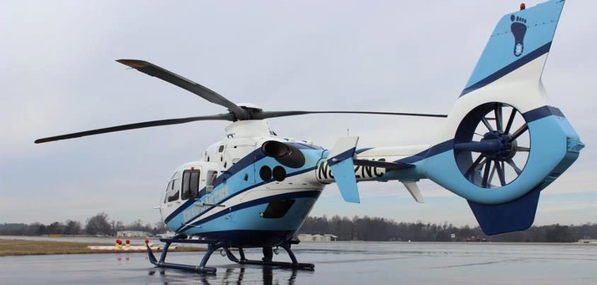 Our buddies to the west. UNC Aircare.