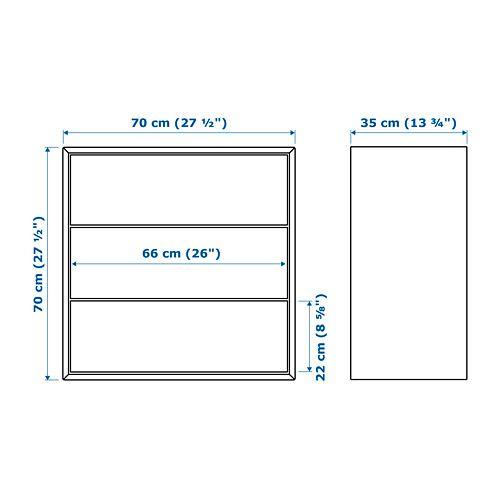 Eket Kast Met 3 Lades Wit Ideeën Voor De Hobbykamer