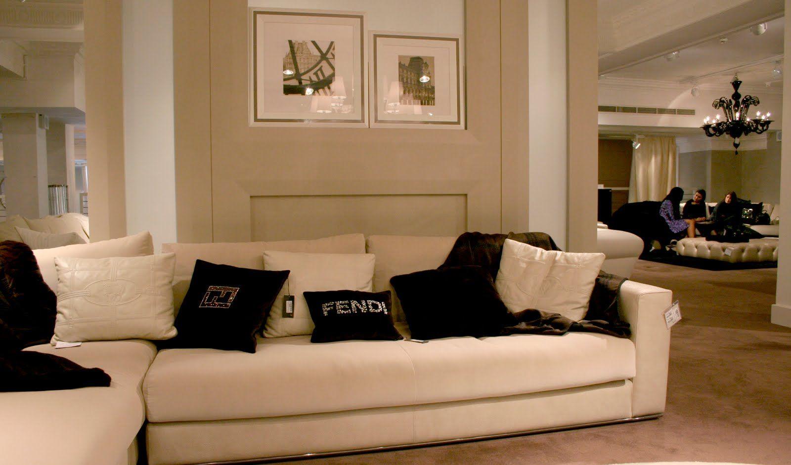 Superieur Fendi Furniture Catalogue | Top 10 Famous Furniture Brands   Fendi Casa