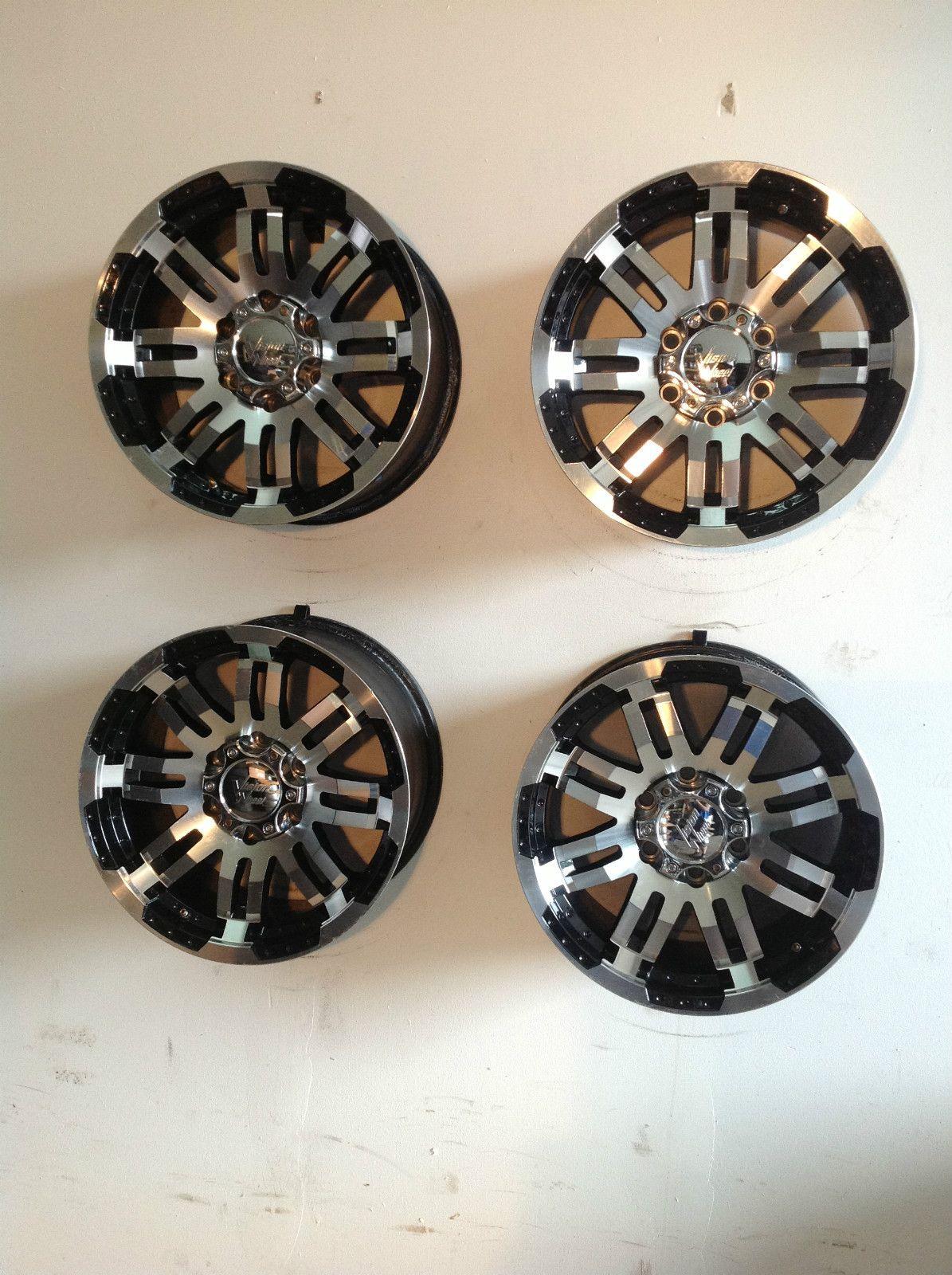 All Chevy 6 lug chevy bolt pattern : Set 4 16