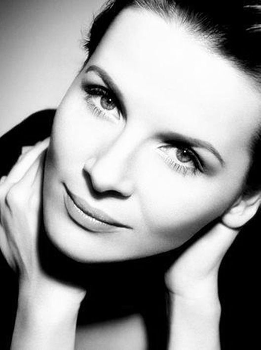 'You must understand, I don't have to be happy to be happy.' - Juliette Binoche