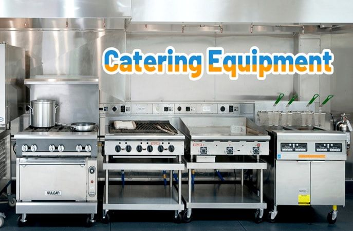 Purchase High Quality Commercial Catering Equipment From