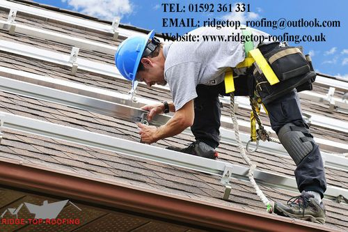 Roofers St Andrews Picture On Visualizeus Roof Repair Roofing Services Roof Installation