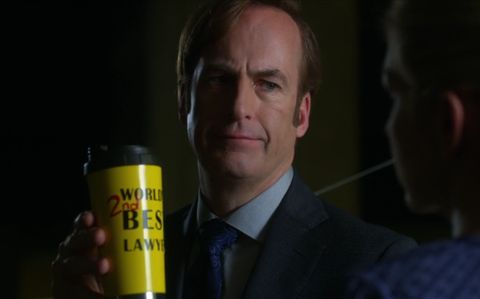 World S Second Best Lawyer Better Call Saul Lawyer Tumbler