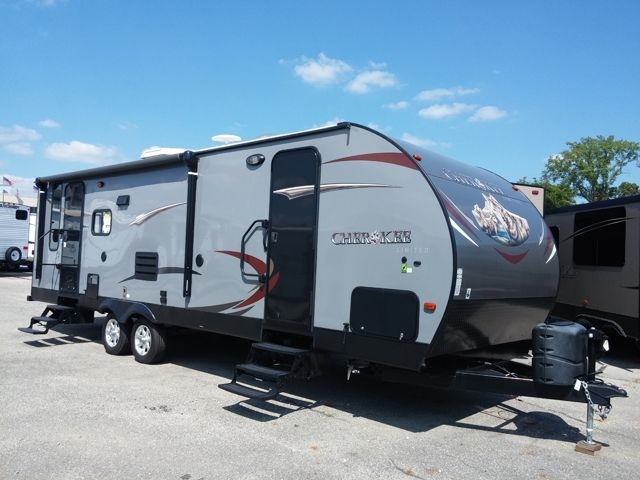 New 2014 Forest River Cherokee 264l Travel Trailer All Seasons