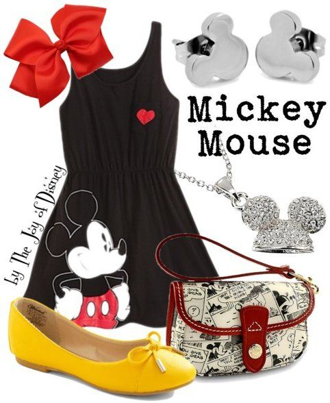 Mickey Mouse Inspired Outfit Mickey Mouse Christmas Gift Ideas