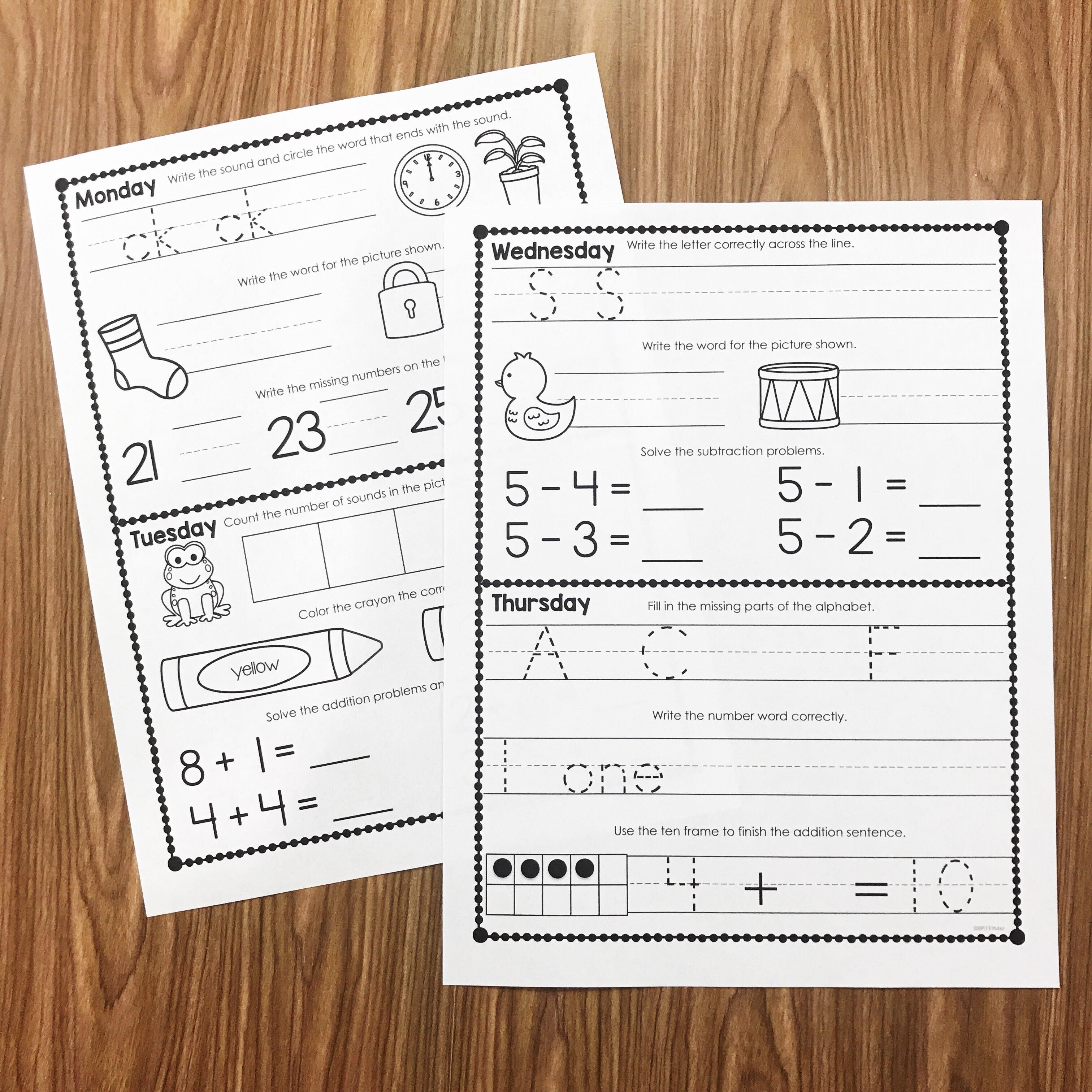 Kindergarten Homework Fourth Quarter Simply Kinder Kindergarten Homework Teaching Calendar Kindergarten [ 3024 x 3024 Pixel ]