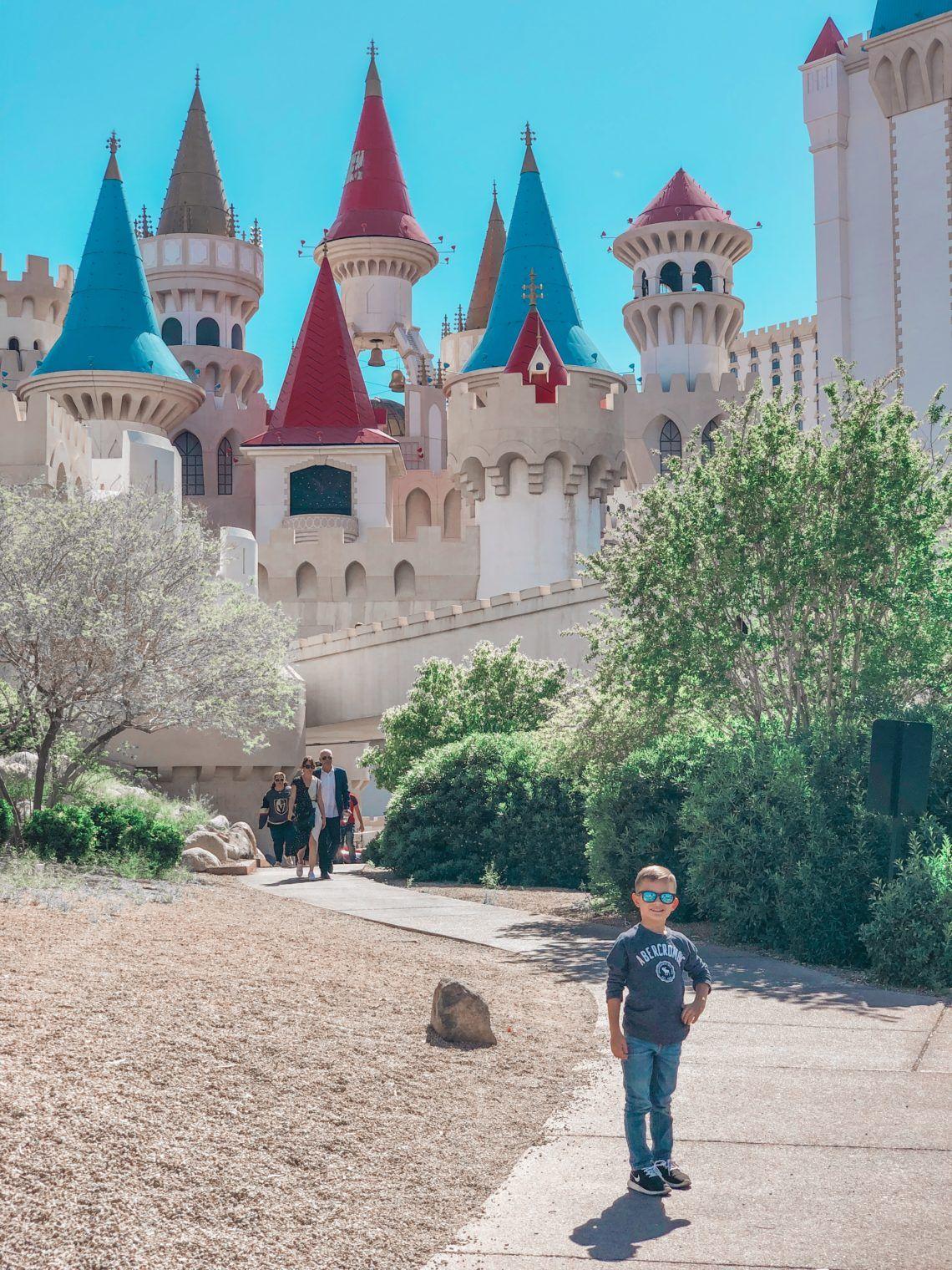 Atracciones Para Niños En Las Vegas Las Vegas Barcelona Cathedral Vegas