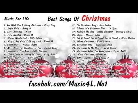Christmas Songs 2016 Best Songs Of Christmas 2016 Christmas Songs Playlist Xmas Songs Christmas Music