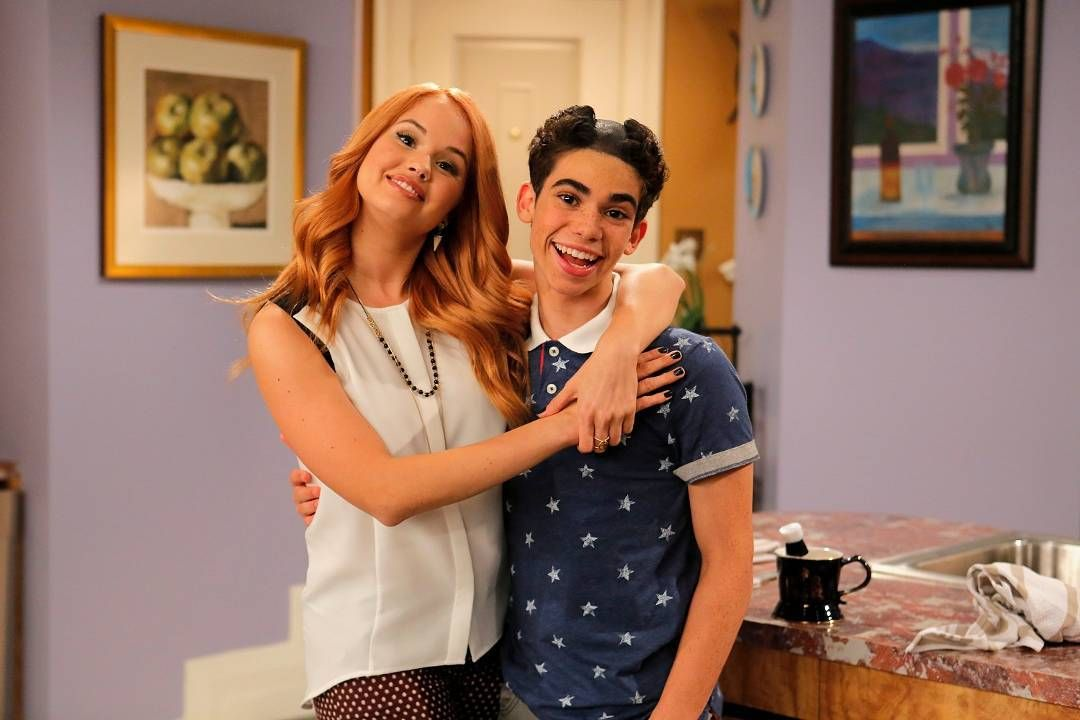 """Disney Channel on Instagram: """"These two. And that hair though. #JESSIE"""""""