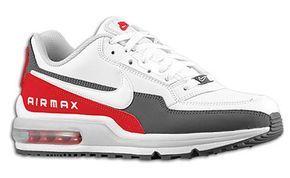 best sneakers dcf4c d9dc5 Nike Air Max LTD WhiteDark Grey-Varsity Red