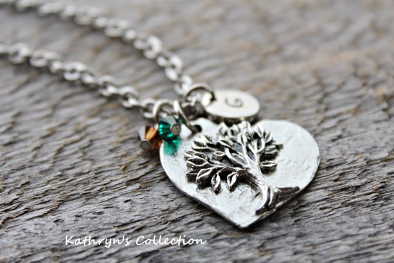 Tree Necklace Of Life
