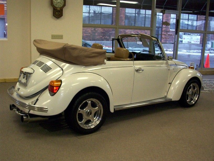 Volkswagen Super Beetle Convertible Always wanted one of these ...