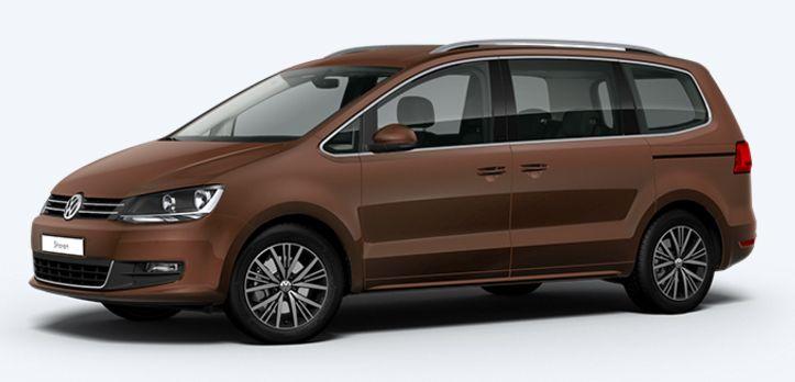 Volkswagen Sharan Allstar
