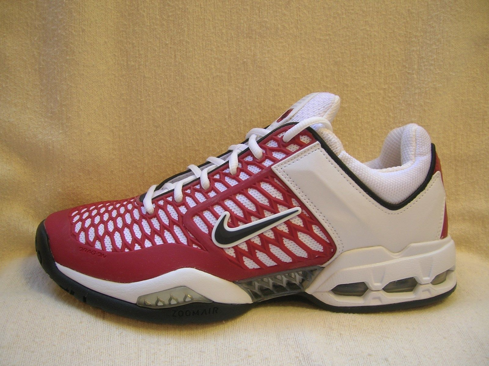 NEW! Nike Air Max Breathe Free II Men's Tennis Shoes, size