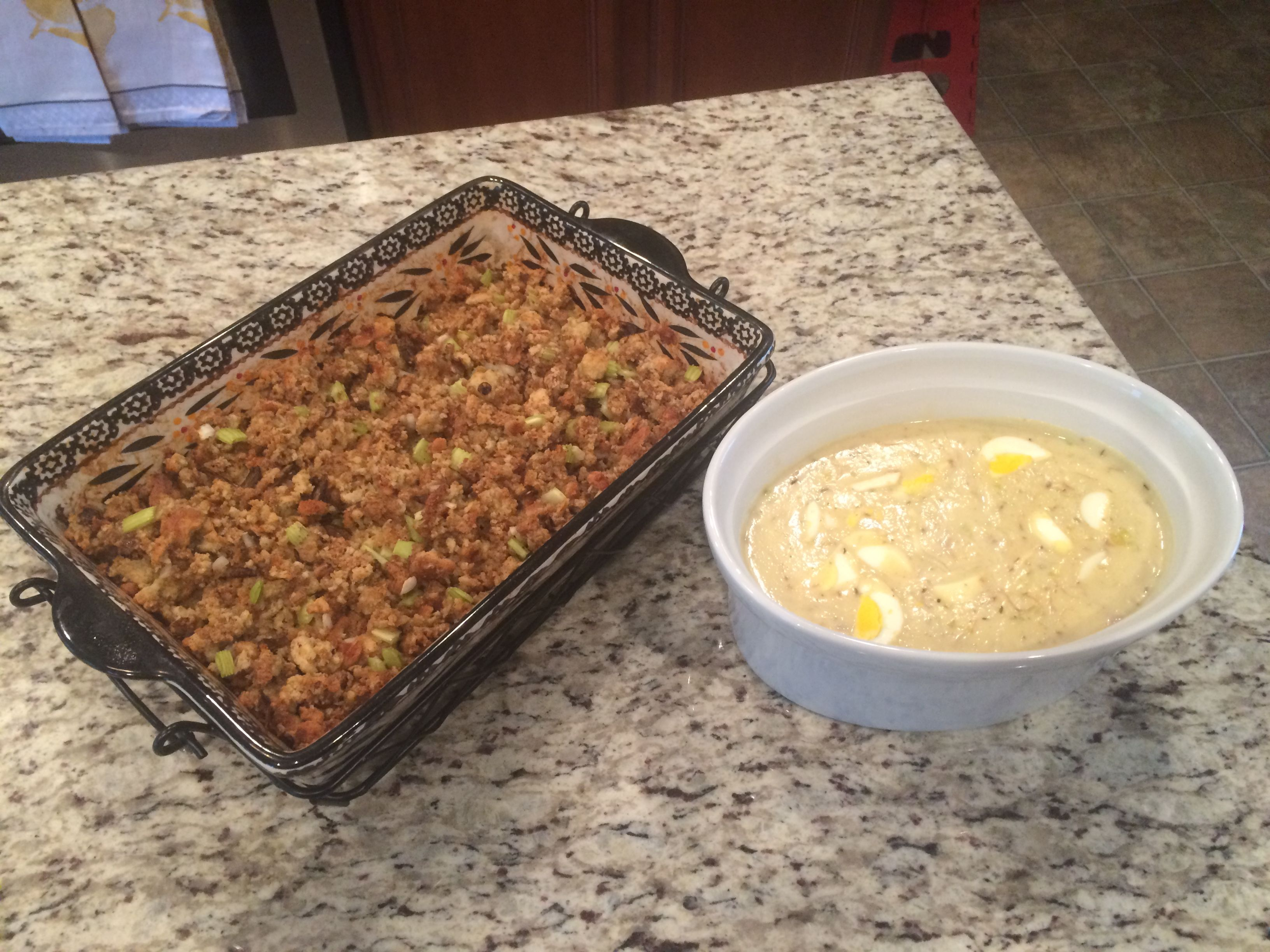 Mom S Stuffing Gravy Stuffing Recipe 1 Bag Pepperidge Farm Herb