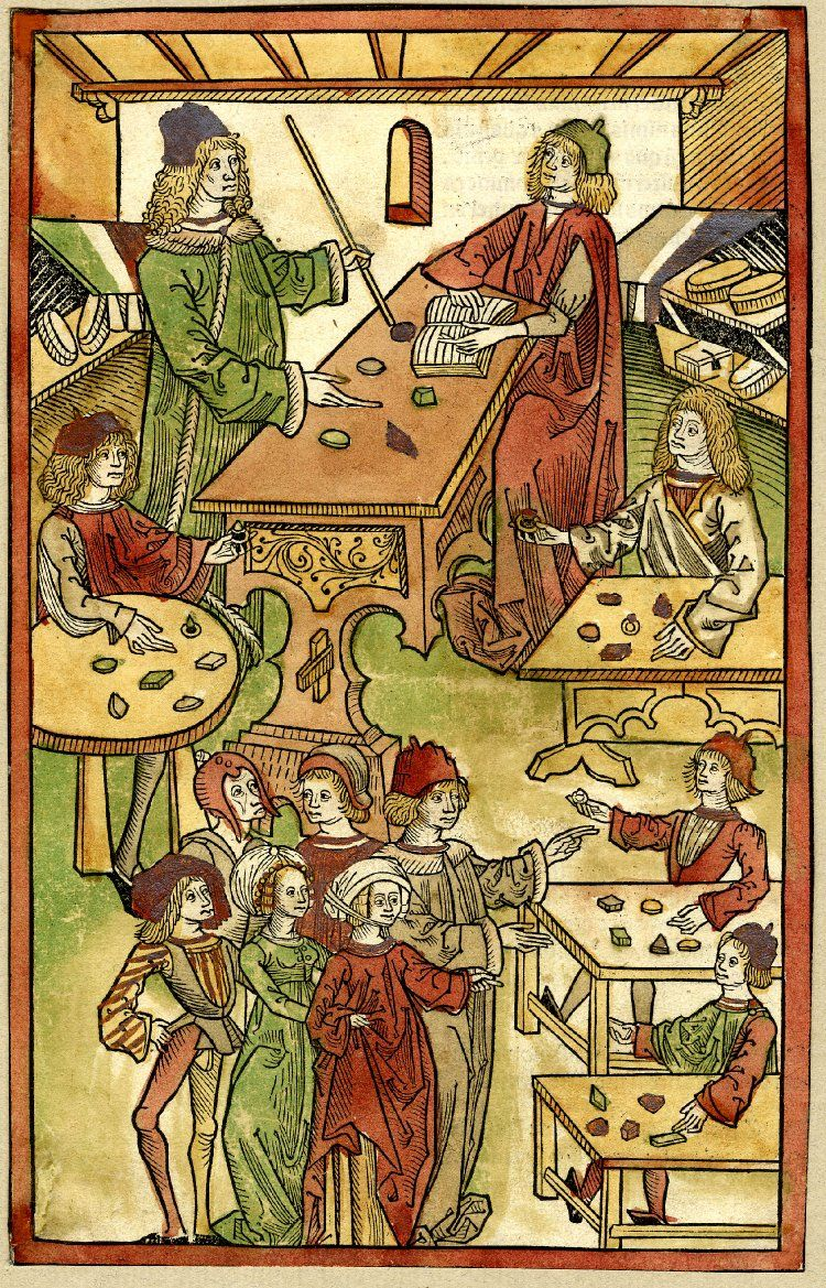 The Woodcut in Fifteenth