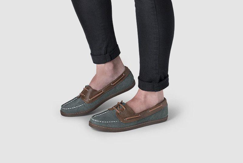 vegan boat shoes womens