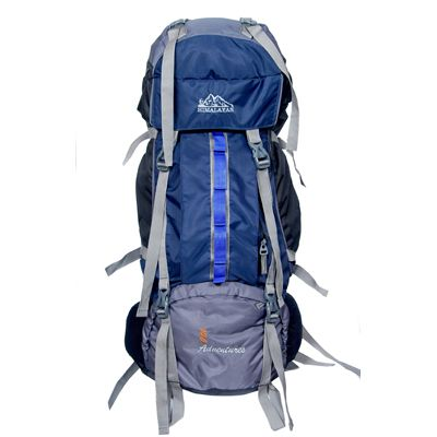Buy Himalayan Adventures Rucksack Hiking Backpack 90 Ltrs Dark Blue HA 8106  by TRACKING BAGS 1937250cc3152
