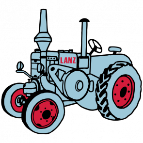 Lanz Bulldog Tractor Silhouette Google Search Germany Auction