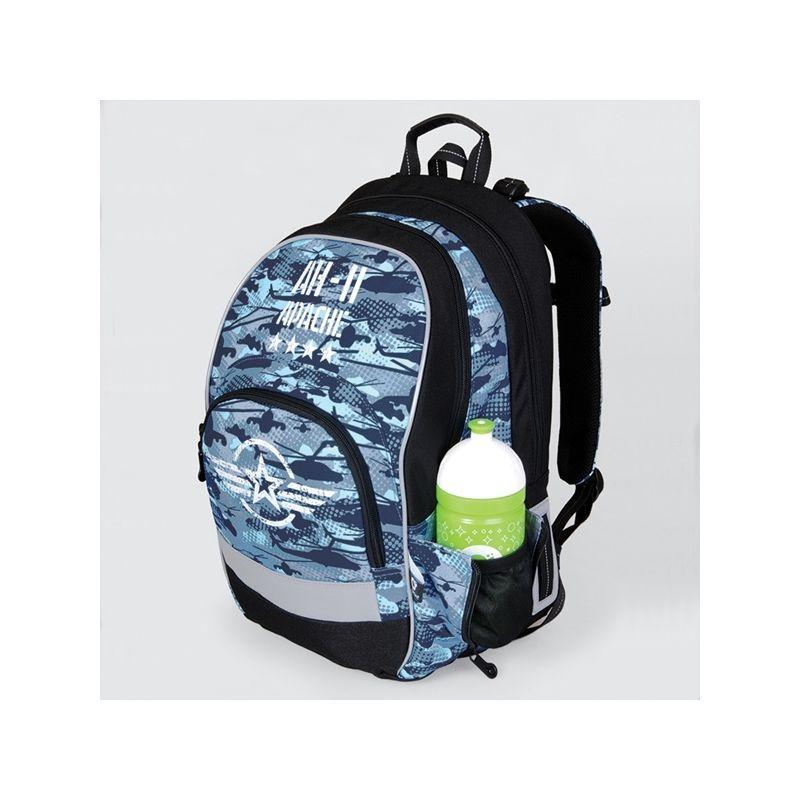 f8edf65ab5134 Plecak szkolny dwukomorowy dla chłopca Topgal CHI 754 | Plecaki ...