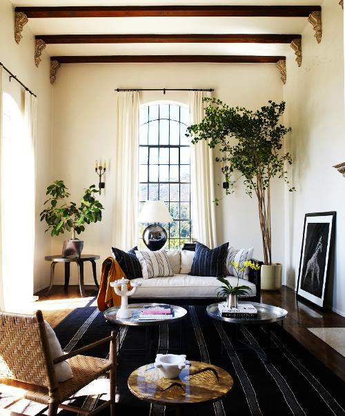 perfect living room // Martyn Lawrence Bullard Design
