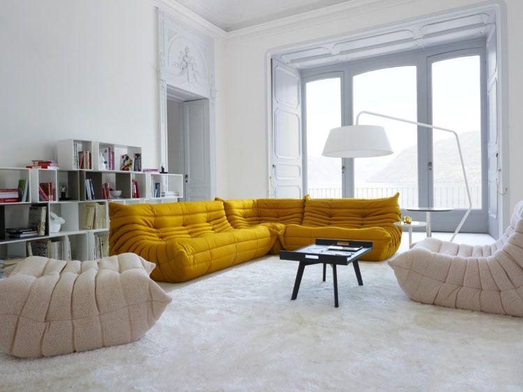 Ameublement Haut De Gamme Contemporain Canape Design Italien Canape Design Mobilier De Salon