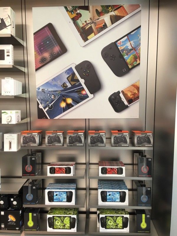 I controller Gamevice a breve negli Apple Store