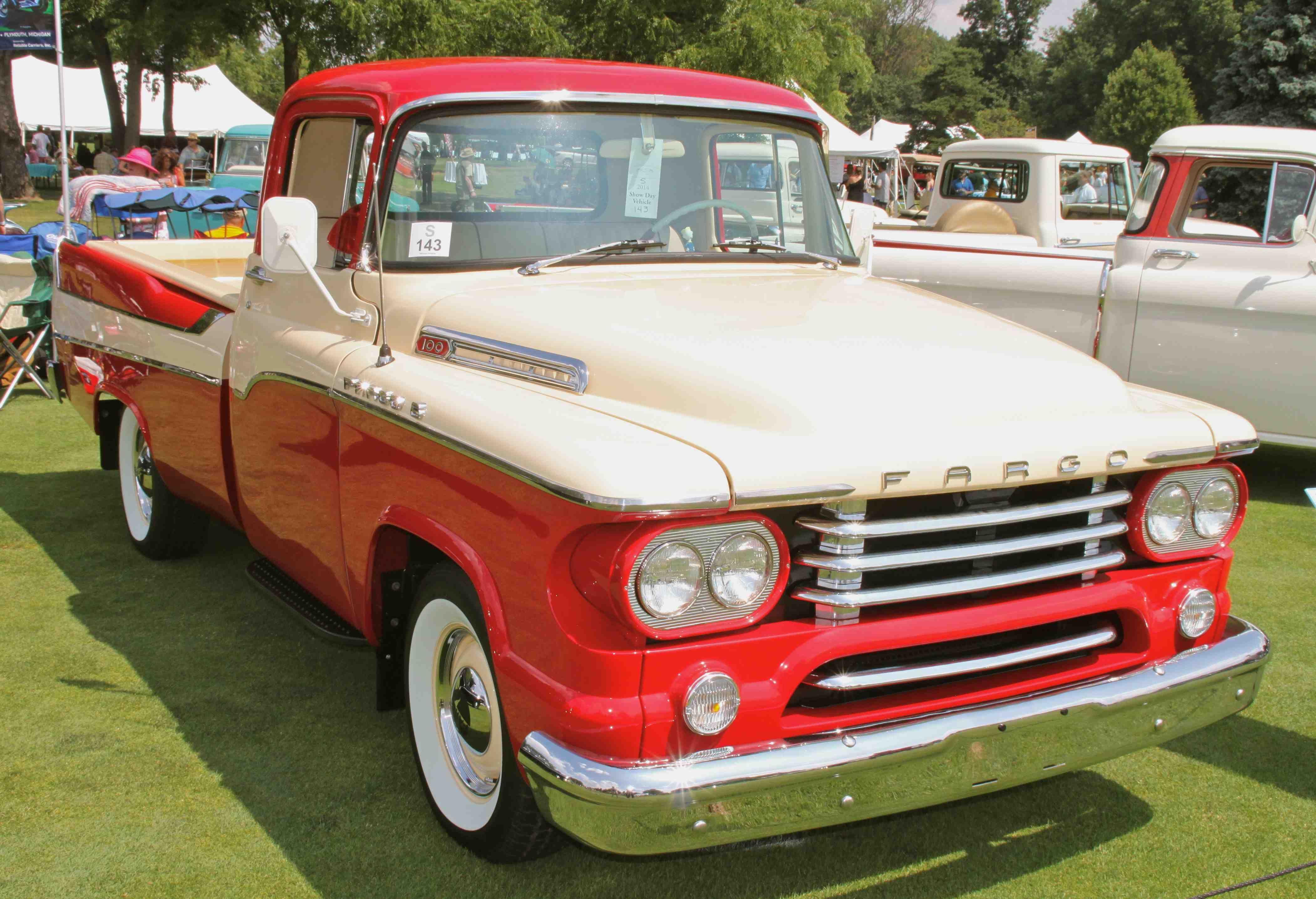 Vehicle spotlight articles heacock classic insurance part 5 dodge pickupdodge