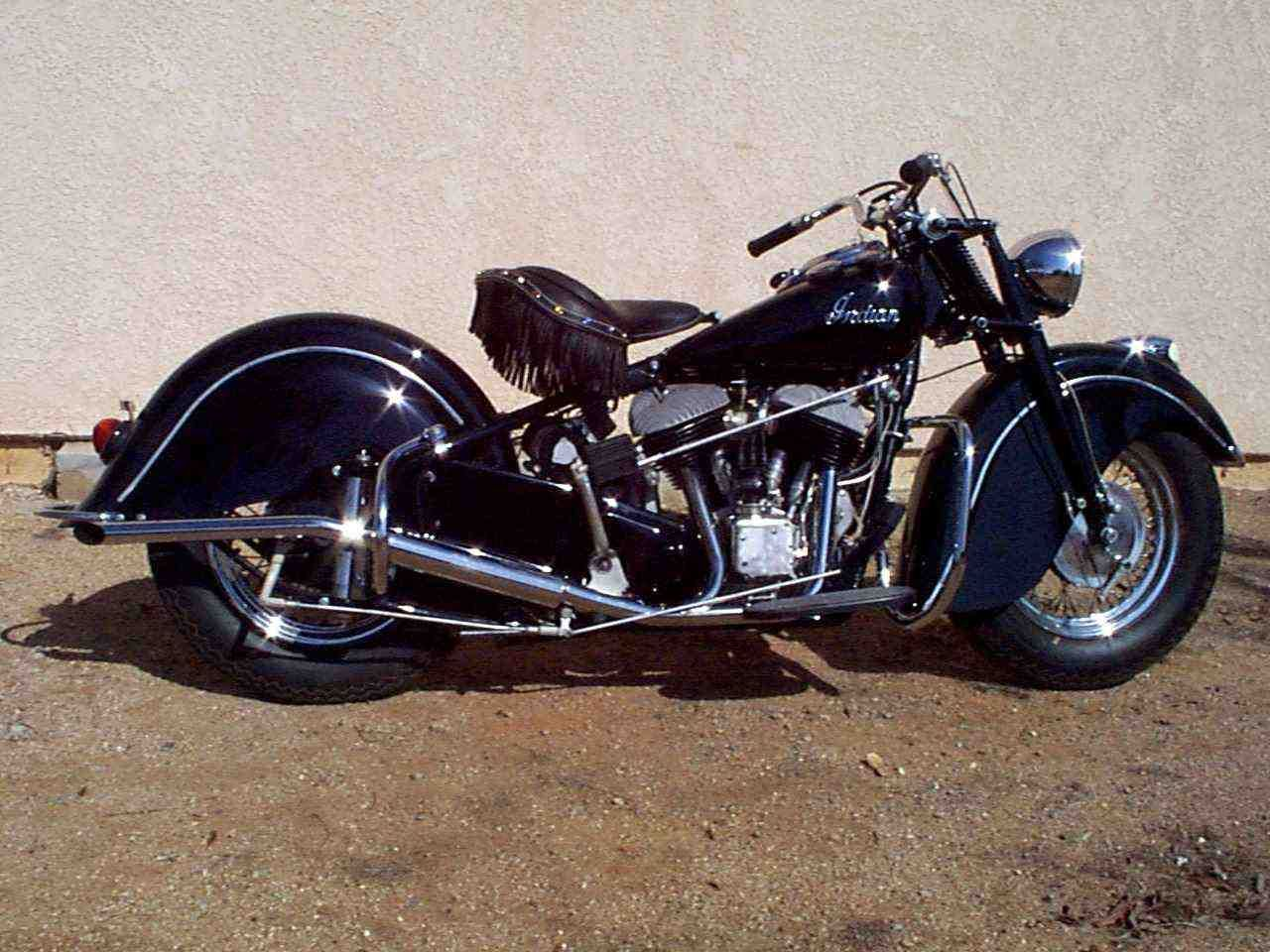 1948 Indian Chief Indian Motorcycle Vintage Indian Motorcycles Indian Chief [ 960 x 1280 Pixel ]