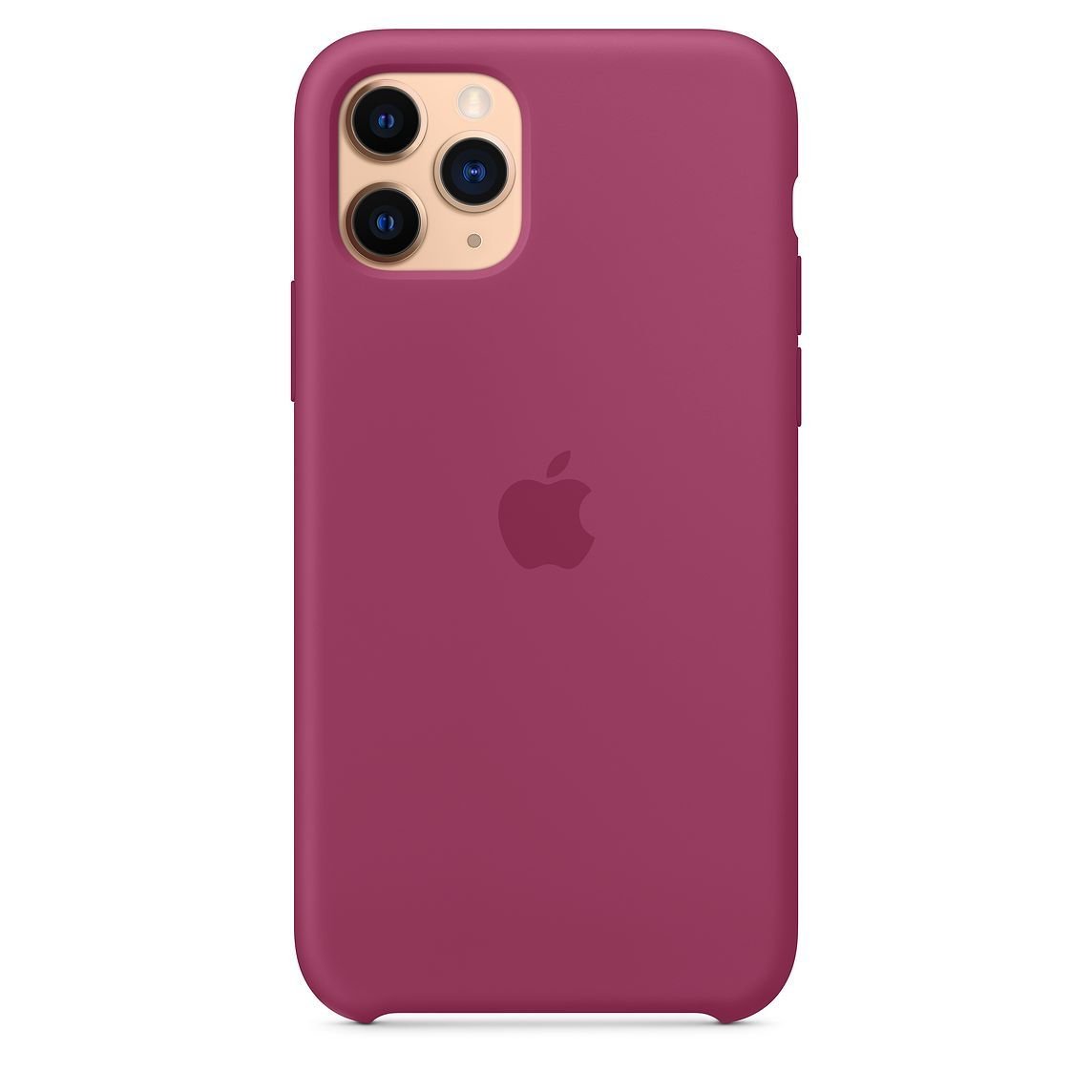 iPhone 11 Pro Silicone Case - Pomegranate