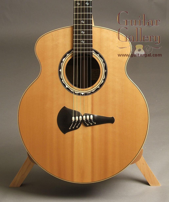 Steve Klein Acoustic Guitar For Sale At Guitar Gallery With Flight Case Acoustic Guitar For Sale Guitars For Sale Guitar