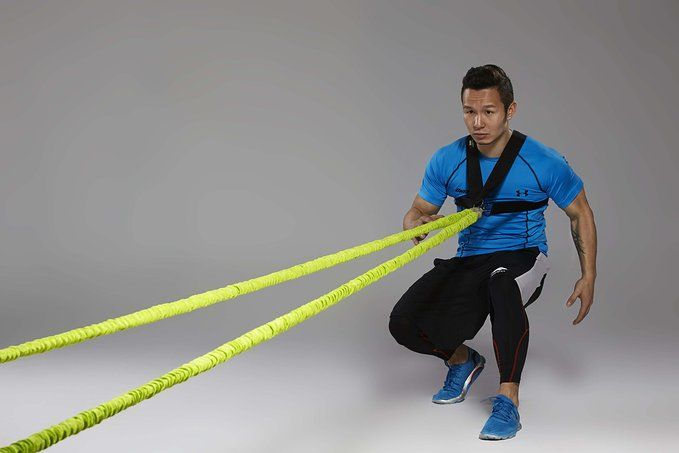 Resistance Bungee Training Band Agility Speed Training Equipment Bands For Exe