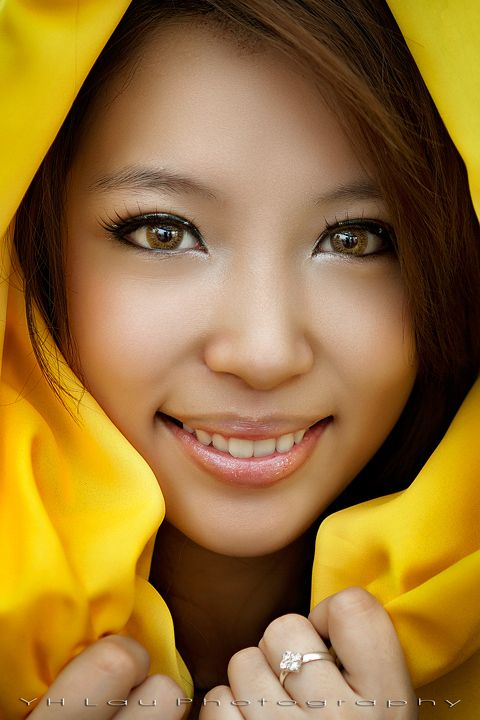 yellow by Lau Yew Hung,