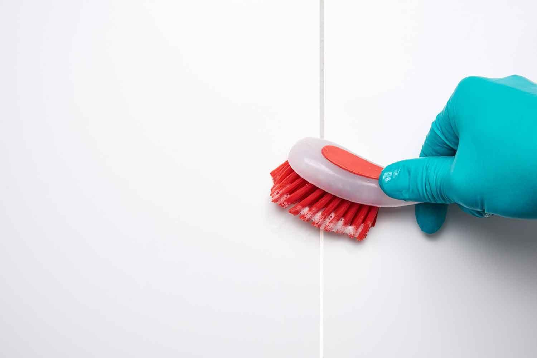 Bathroom Mould Can Get Out Of Control Quickly While Prevention Is The Best Solution Fugen Reinigen Badezimmer Putzen Tipps Schimmel In Der Dusche Entfernen