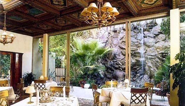 Hotel Deal Checker The Willows Historic Inn Palm Springs