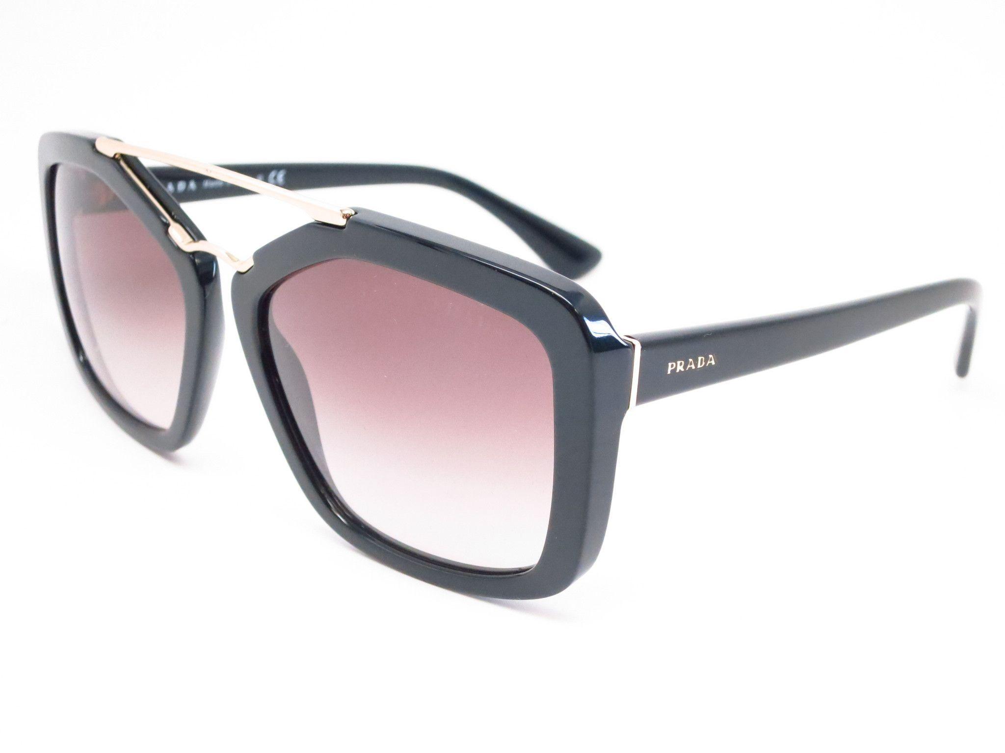 ca2833d09c4 Prada SPR 24R Product Details Brand Name   Prada Model Number   SPR 24R -  Color Code   1AB-0A7 Frame Color   Black Lens Color   Grey Gradient  Polarized   No ...