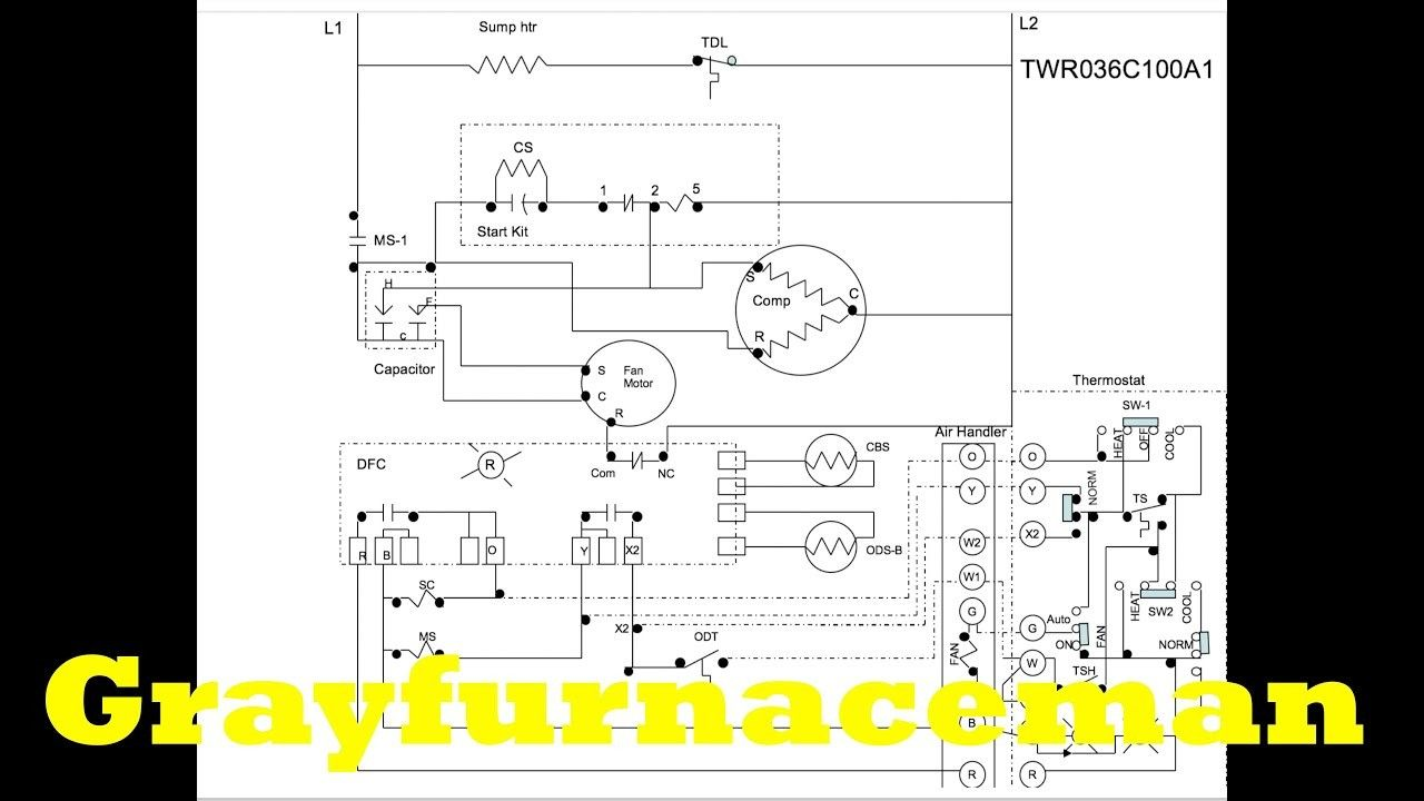 New Goodman Thermostat Wiring Diagram In 2020 Electrical Diagram Heat Pump Thermostat Wiring