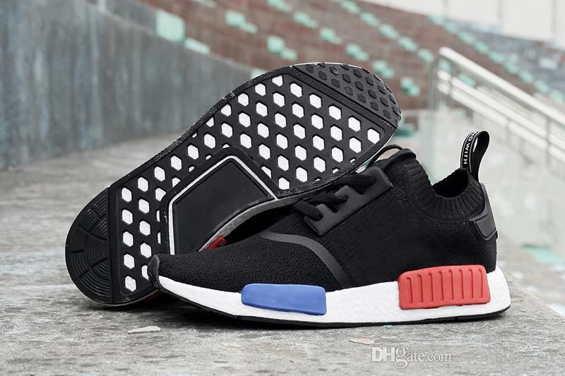 nmd runner primeknit sports shoes authentic shoes nmd mens women s