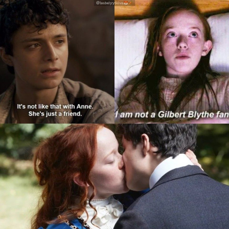 Ruby Is My Spirit Animal Anne Shirley Anne Of Green Gables