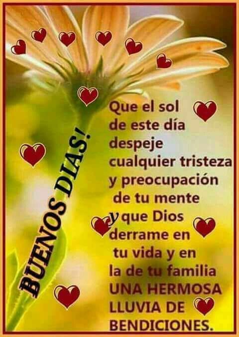 Buen Día Saludos De Buenos Dias Sé Bueno Y Mensajes De