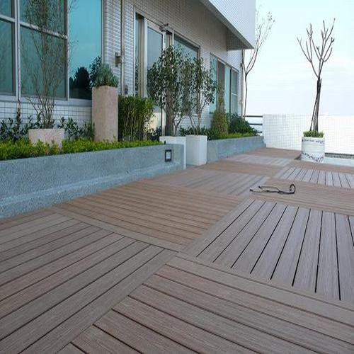 The Advantages And Disadvantages Of Pvc Plastic Floor Outdoor Flooring Outside Flooring Wpc Decking