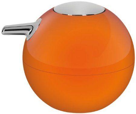 Spirella Seifenspender, Bowl, orange glänzend